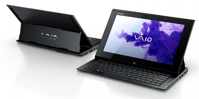 Сенсорная линейка VAIO на Windows 8 скоро в Украине