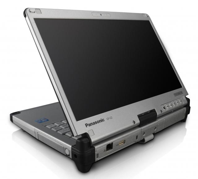 Panasonic представила защищенный планшет-трансформер