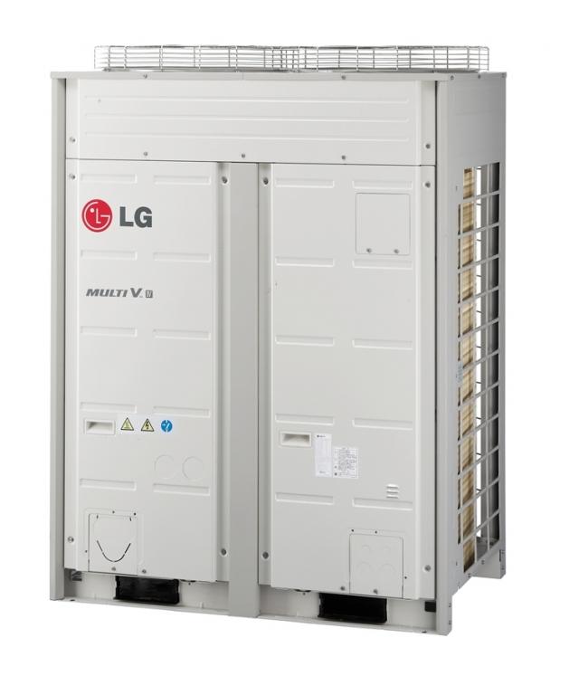 LG Multi V Super 4: умная система кондиционирования