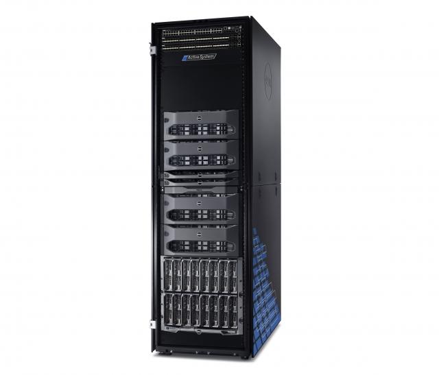 Dell представила новые продукты для дата-центров