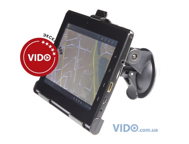 GoClever TAB T76GPS - автопланшет на Android