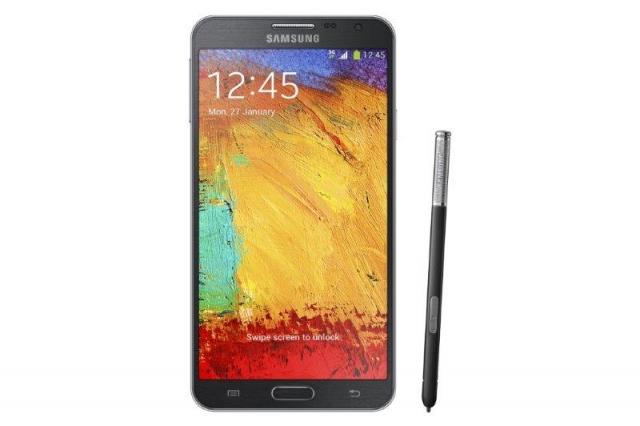 Новый смартфон Galaxy Note 3 Neo