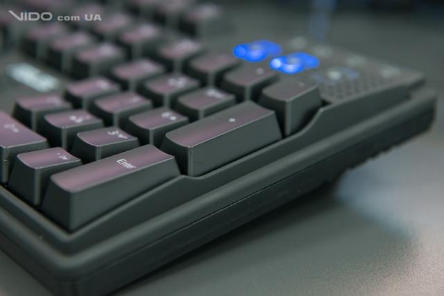 Обзор игровой клавиатуры ASUS Echelon Mech