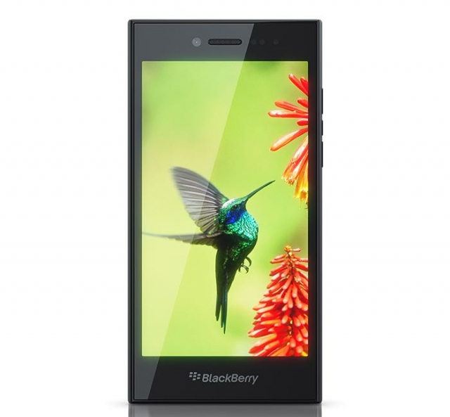 Раскрыт новый BlackBerry смартфон - слайдер с изогнутым дисплеем как у Galaxy Edge