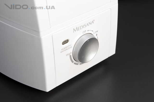 Обзор увлажнителя воздуха Medisana AH 660: поддайте пару!