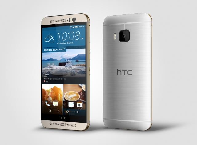 Флагман HTC One M9. Официально