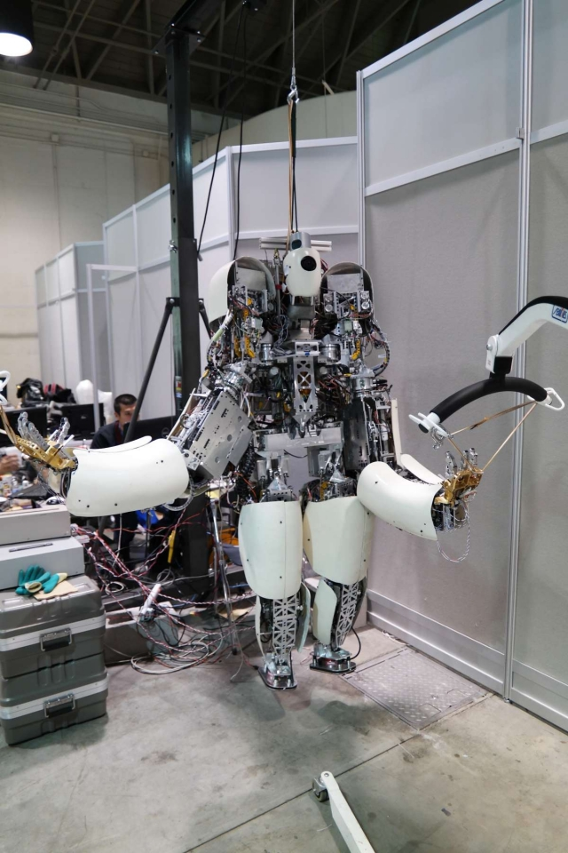 Знакомьтесь, Hydra – лучший робот, не участвующий в конкурсе DARPA