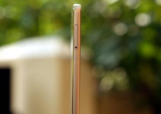 Тонкий, 5.1-миллиметровый смартфон Gionee Elife S5.1.  Первый взгляд (фотогалерея)