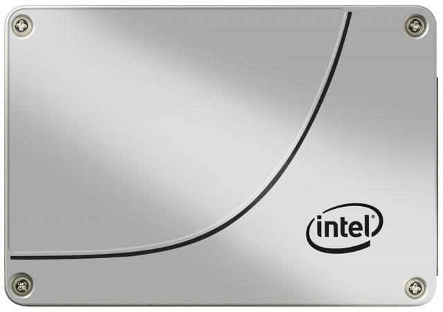Intel анонсировала выпуск твердотельных накопителей DC S3700 Series