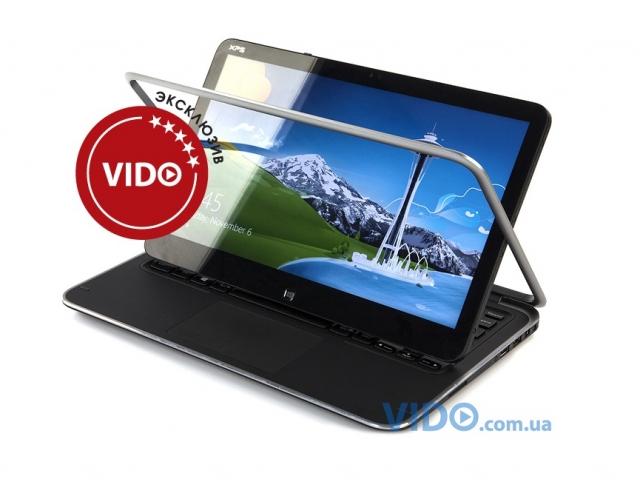 Dell XPS 12: гибрид ультрабука и планшета на базе Windows 8