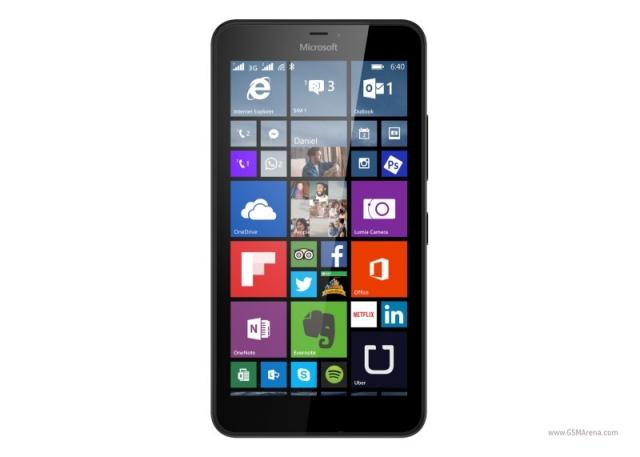 Microsoft представил 5 дюймовый Lumia 640 и 5.7-дюймовый Lumia 640 XL
