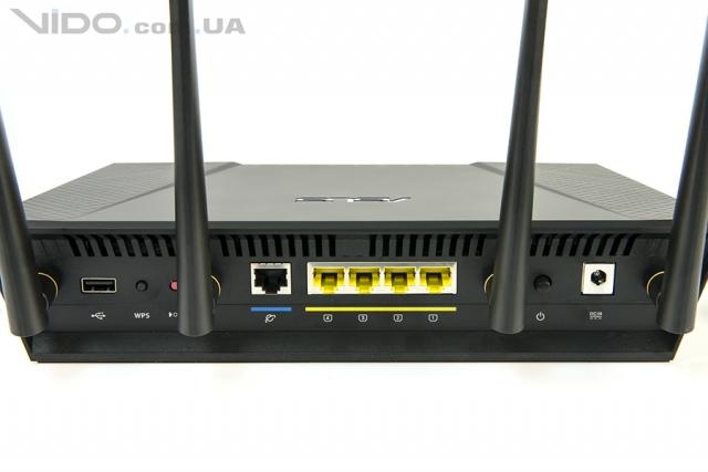 Обзор беспроводного маршрутизатора ASUS RT-AC3200: под стать Усейну Болту
