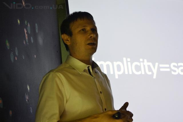 Компания Cisco провела в Киеве пресс-конференцию на тему IT-революции в Украине