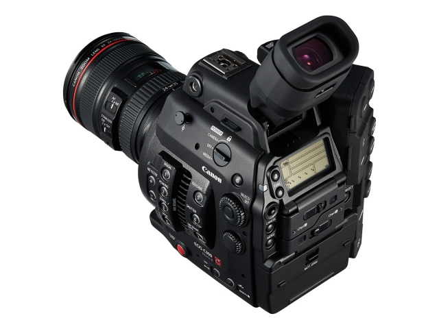 Видеокамера EOS C300 Mark II