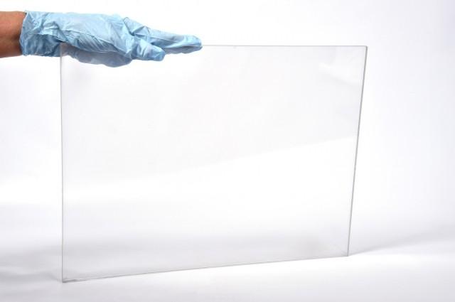 Прозрачный алюминий из Стар Трека поможет защитить любой экран
