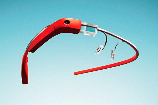 Очки Google Glass вошли в список лучших изобретений года