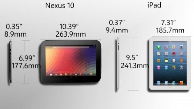 10 причин купить Nexus 10