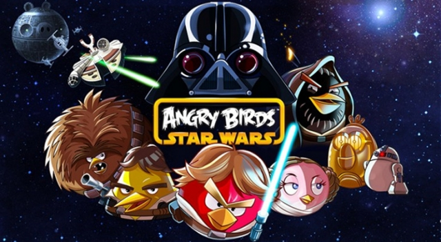 Angry Birds Star Wars – теперь для Windows 8!