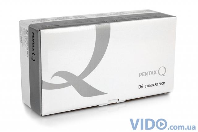 Pentax Q: миниатюрная беззеркальная камера со сменной оптикой