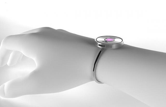iSiri – концепт новых часов от Federico Ciccarese