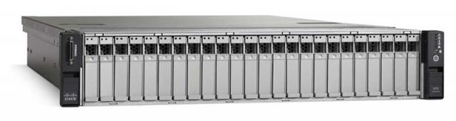 ERC начинает продажи серверов Cisco UCS M3