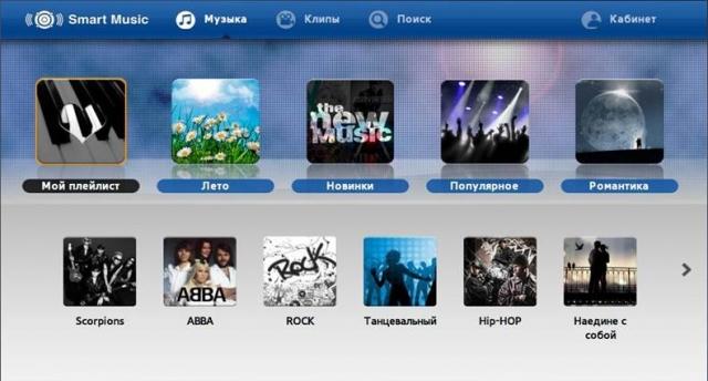 Samsung Smart Music: настройся на свою музыкальную волну