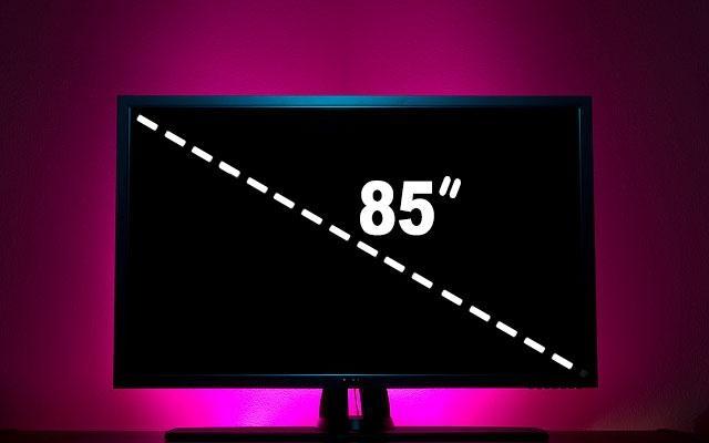 Samsung готовит 85-дюймовый Ultra HDTV для CES 2013