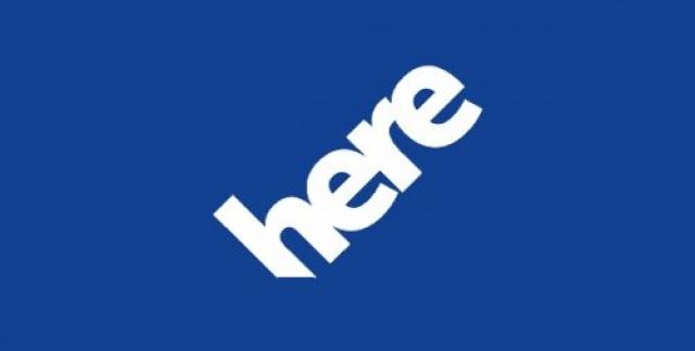 Nokia запускает новый сервис HERE