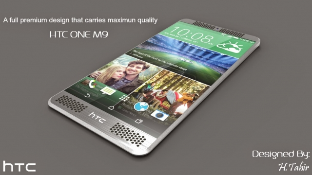 Смартфон моей мечты: HTC One M9 с фронтальными динамиками нового поколения