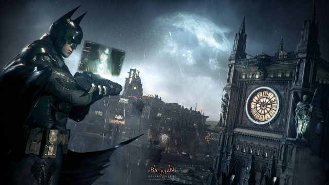Захватывающий трейлер игры Batman: Arkham Knight