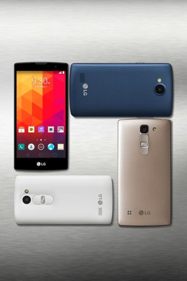 Новая серия смартфонов LG по доступной цене