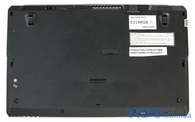 Sony VAIO Duo 11: высокопроизводительный трансформер