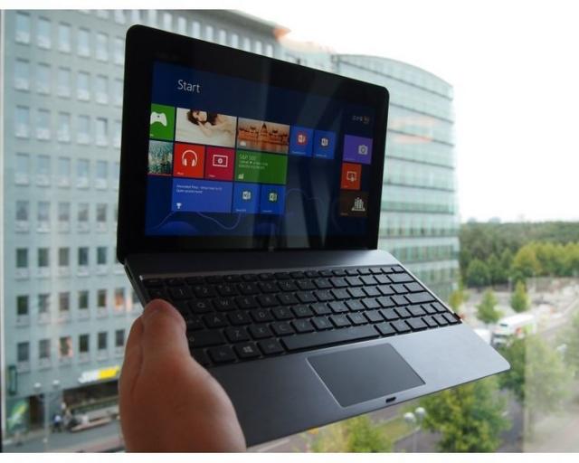 ASUS представила 11,6-дюймовый планшет VivoTab