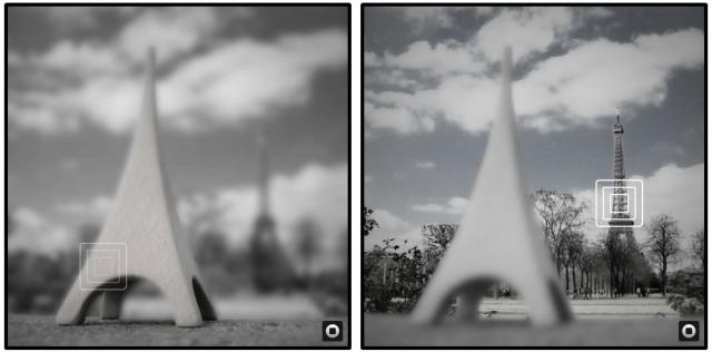 Lytro представляет новую функцию: фотографии 3D