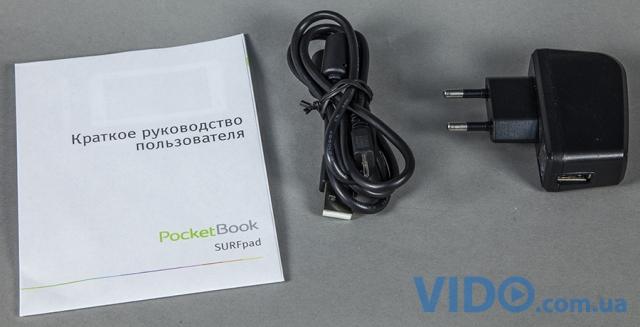 PocketBook SURFpad: сёрфим и читаем
