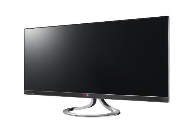 Первый в мире ультраширокий монитор LG с соотношением сторон 21:9