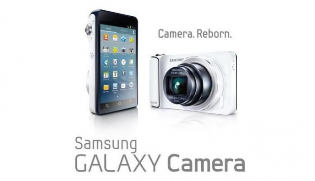 Samsung GALAXY Camera - уже в Европе