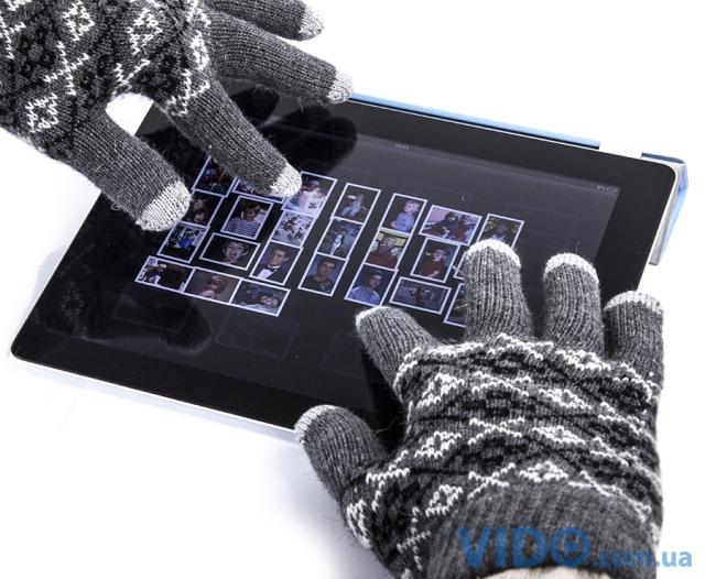 Перчатки Sandberg Touch Screen Gloves (NJ-IG-506): возьми свой гаджет тепленьким!