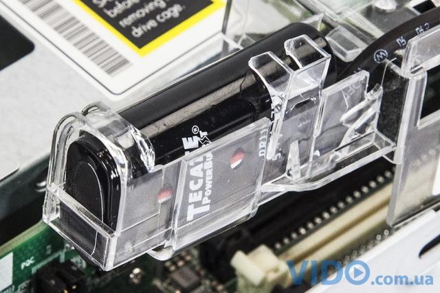 Обзор блейд-сервера HP ProLiant BL460c Gen8