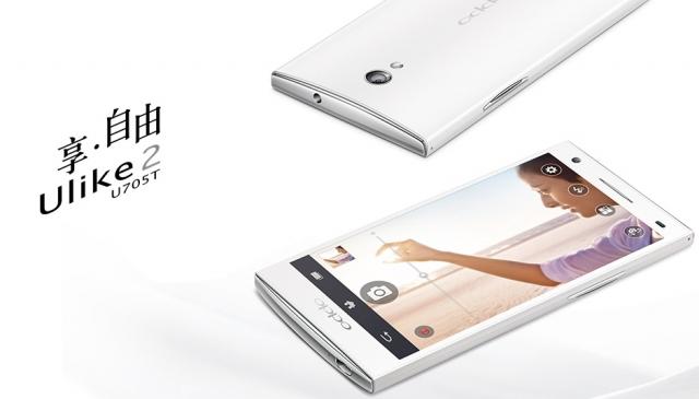 Oppo Ulike 2 – первый в мире телефон с 5 Мп фронтальной камерой