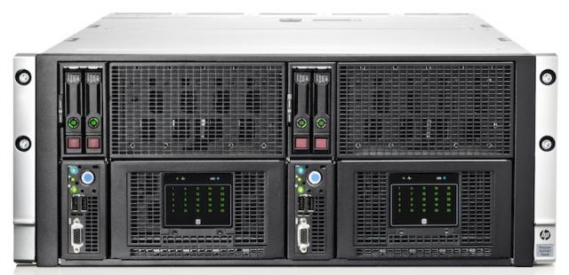 HP анонсировала ProLiant SL4500 – первый сервер для работы с «большими данными»