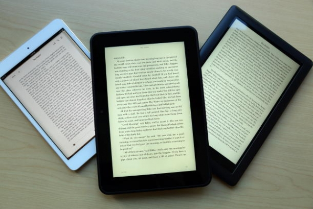 Битва между iPad Mini, Kindle Fire HD 8.9 и Nook HD+. Какой же планшет лучше?