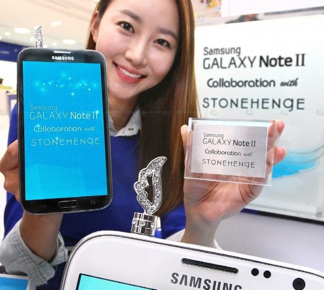Ювелирная крышечка для аудиоразъема Galaxy Note 2
