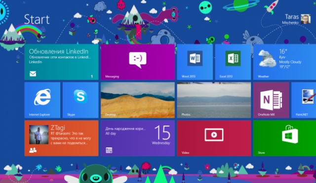 Windows 8 – вся ли проблема в кнопке «Пуск»?