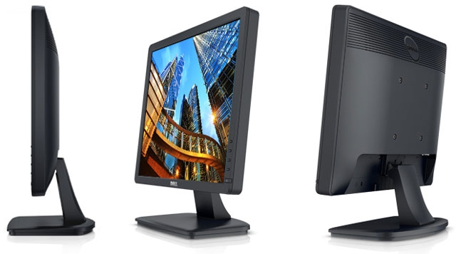 Новые мониторы от Dell – квадратная нестандартность