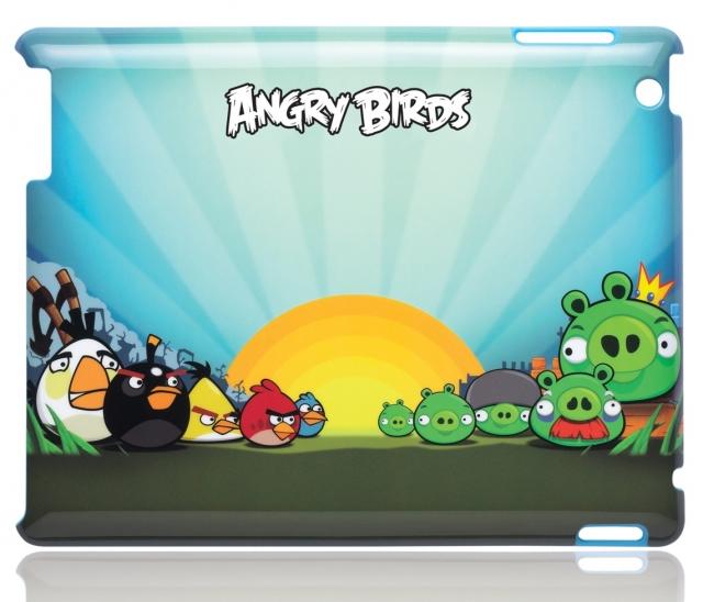 Gear4: чехлы для iPhone и iPad в стиле Angry Birds