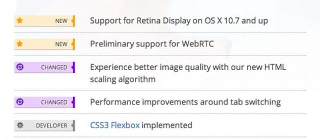 Firefox 18.0b1 работает с дисплеями Retina серии iMac 2012