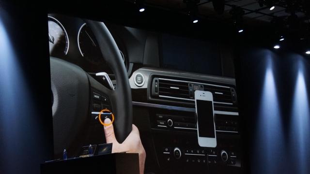 GM включит функцию Eyes Free Siri в автомобили 2013 года