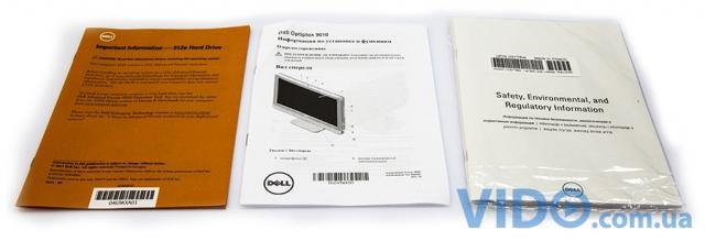 Обзор моноблока Dell OptiPlex 9010