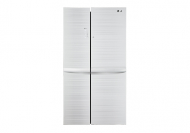 Холодильник LG «Дверь-в-двери»